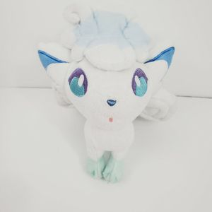 "Pokemon Alolan Vulpix Plush Toy from Great Ball Tomy Stuffed WITHOUT BALL 9"" for Sale in Brooklyn, NY"