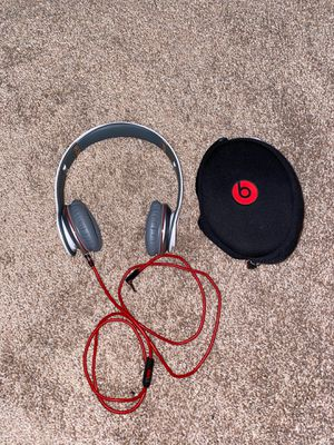 Beats Solo headphone for Sale in Pottsville, PA