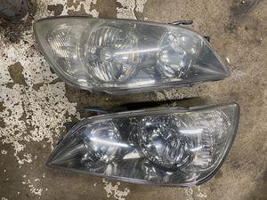 2001-2005 Lexus is300 oem headlight housings head lights lamps for Sale in Palatine, IL