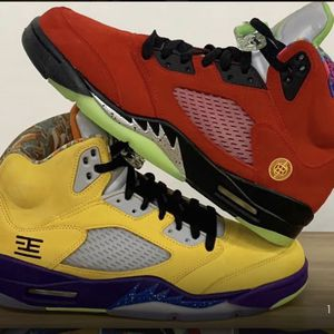 """Jordan 5s """"what The"""" for Sale in Chicopee, MA"""