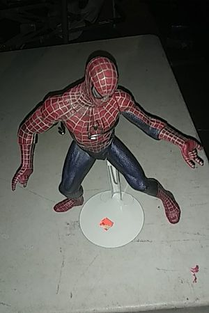 Spider-Man. Flexible toy for Sale in Lodi, CA