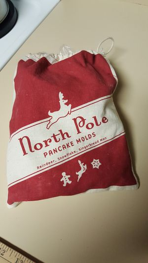 North Pole Pancake Molds for Sale in Daphne, AL