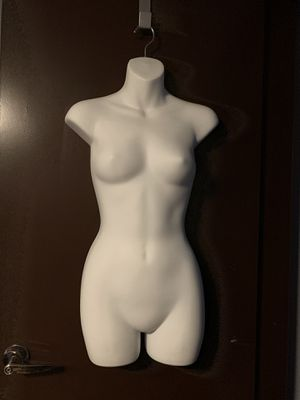 Hard plastic mannequin for Sale in Fitchburg, WI