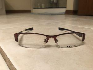 Oakley Treaty 4.0 130 Berry Titanium Eyeglass Frames NEW for Sale in Romeoville, IL