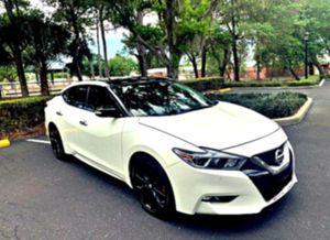 AM/FM Stereo 2016_ Nissan Maxima 3.5, V6 for Sale in Abilene, TX