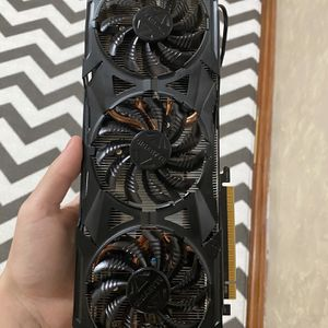 Gigabyte NVIDIA GeForce GTX 970 (4096 MB) (GV-N970G1 Gaming - 4GD) Graphics Card for Sale in Newburgh Heights, OH