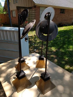 Hanging light's X 4 for Sale in Irving, TX