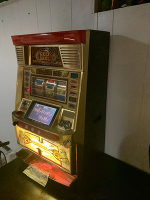 Slot machine with tokens for Sale in Camp Hill, PA
