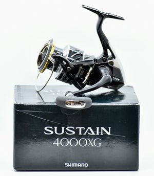 Shimano SA4000XGFI Sustain FI Spinning Reel for Sale in Santa Ana, CA