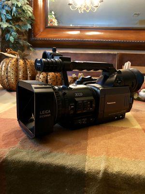 Panasonic DVX 100B Video Camera for Sale in Riverside, CA