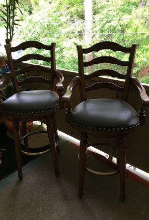 Wooden chair for Sale in Alexandria, VA