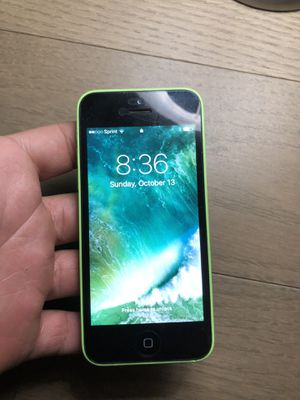 iPhone 5c for sprint for Sale in Upland, CA