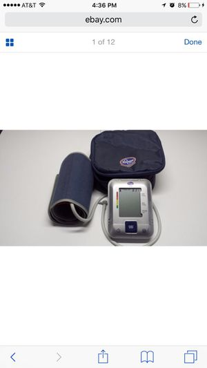 Automatic blood pressure/pulse--arm for Sale in Arlington, TX