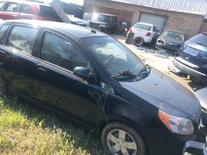 2004 Chevy Aveo parts for Sale in Marietta, GA