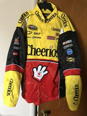 3 nascar jackets 2 xl ,1 2xl for Sale in Fresno, CA