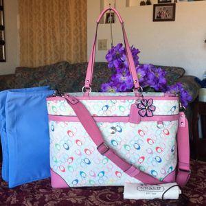 Coach Diaper bag for Sale in Colorado Springs, CO
