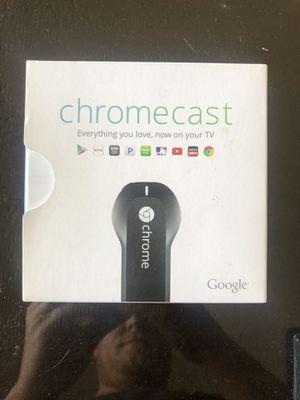 Chromecast new in box for Sale in Escondido, CA