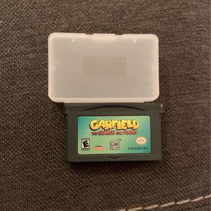Garfield For Gameboy for Sale in Oakton, VA