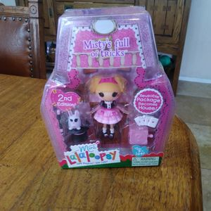 NEW Mini Lalaloopsy Doll Misty's Full Of Tricks for Sale in Mesa, AZ
