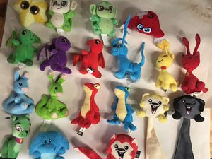 Neopets McDonald's toy collection 19 total for Sale in Tamarac, FL