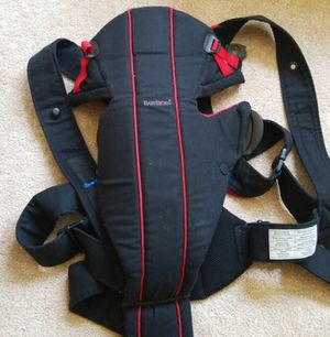 Two baby carrier. BJORN & PLAYTEX make me an offer for Sale for sale  Somerset, NJ