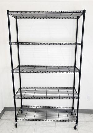 """NEW $90 Metal 5-Shelf Storage Unit 48x18x82"""" for Sale in Downey, CA"""
