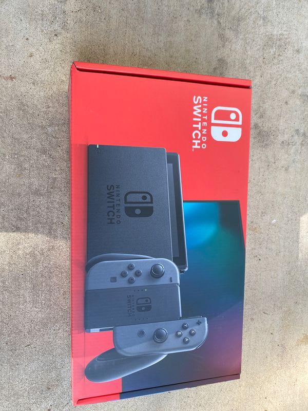 Nintendo switch (Brand new)! In hand