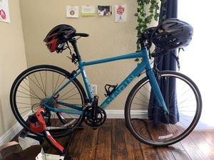 Marin Road Bike and trainer for Sale in Santa Ana, CA