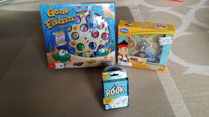Set of 3 brand new board games for Sale in San Lorenzo, CA