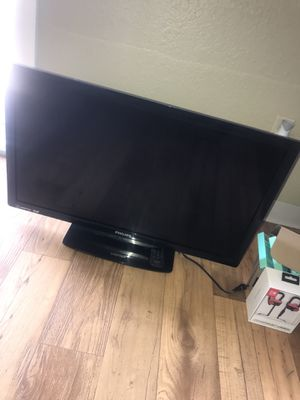 32inch Philips Flat screen Tv for Sale in Lodi, CA