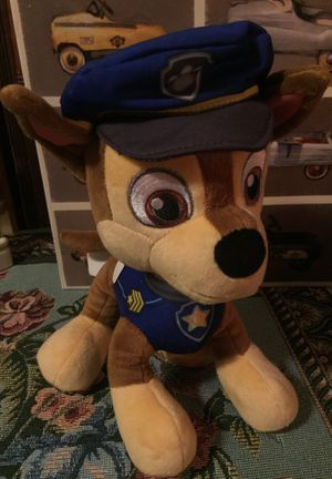 """So cute Paw patrol PUPPY"""" Euc cartoon lovable toy plush non smoke clean item for Sale in Northfield, OH"""