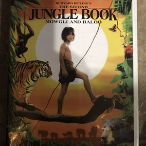 The Second Jungle Book Mowgli And Baloo Dvd Movie for Sale in Elma, WA