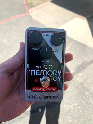 Electro Harmonix Memory Analog Delay Pedal for Sale in Modesto, CA
