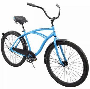 HUFFY Men's Cruiser Bike w/ 26 inch wheels MATTE BLUE BRAND NEW IN THE BOX for Sale in Kissimmee, FL