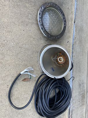Swimming pool 500 watt light kit. for Sale in Fort Worth, TX