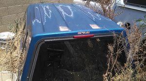 Blue shortbed s-10 campershell for Sale in Chandler, AZ