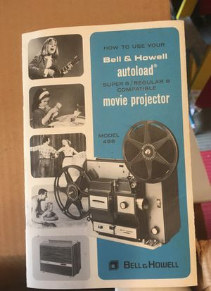 Bell and Howell projector no reels for Sale in Apex, NC