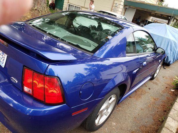 2004 Anniversary Edition Mustang