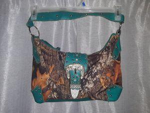 Camo purse for Sale in Cocoa, FL