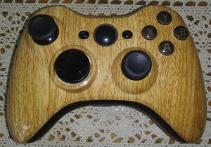 Custom wood xbox 360 controller for Sale in Cairo, NE