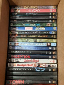 DVD Movies for Sale in Visalia,  CA