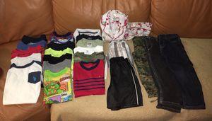 Boys size 4t clothes Tommy Hilfiger, Baby Gap, Disney, US Polo for Sale in Tamarac, FL