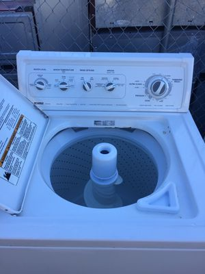 Kenmore Elite Top load washer for Sale in San Luis Obispo, CA