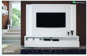 2 piezas tv stand + panel(nuevos en su caja)🔥financiamiento disponible🔥💥no chequeamos crédito💥 for Sale in Miami, FL