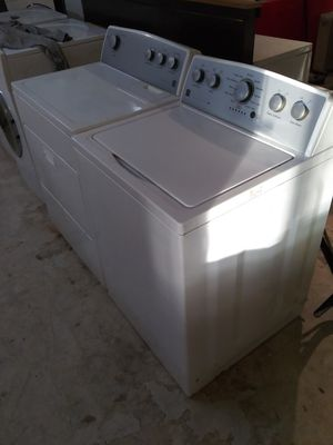 Kenmore washer and dryer open tub for Sale in Daytona Beach, FL