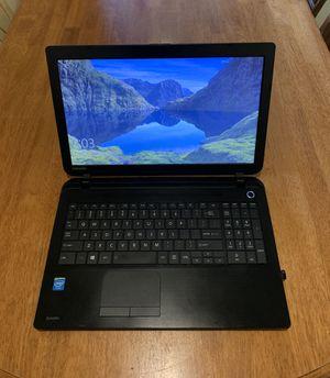 """Toshiba Satellite 15.4"""" Laptop - Windows 10 for Sale in Washington, DC"""
