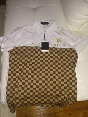 Louis Vuitton shirt for Sale in St. Louis, MO
