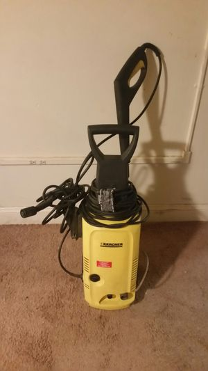 Karcher pressure washer for Sale in Baltimore, MD