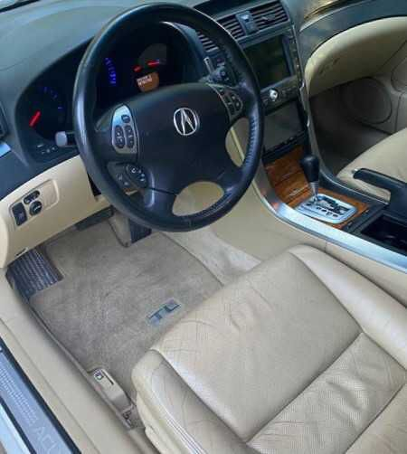 Leather Inside Acura TL 2006 ! Well Maintained * For Sale
