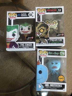Funko pops for sale!! for Sale in Moreno Valley, CA